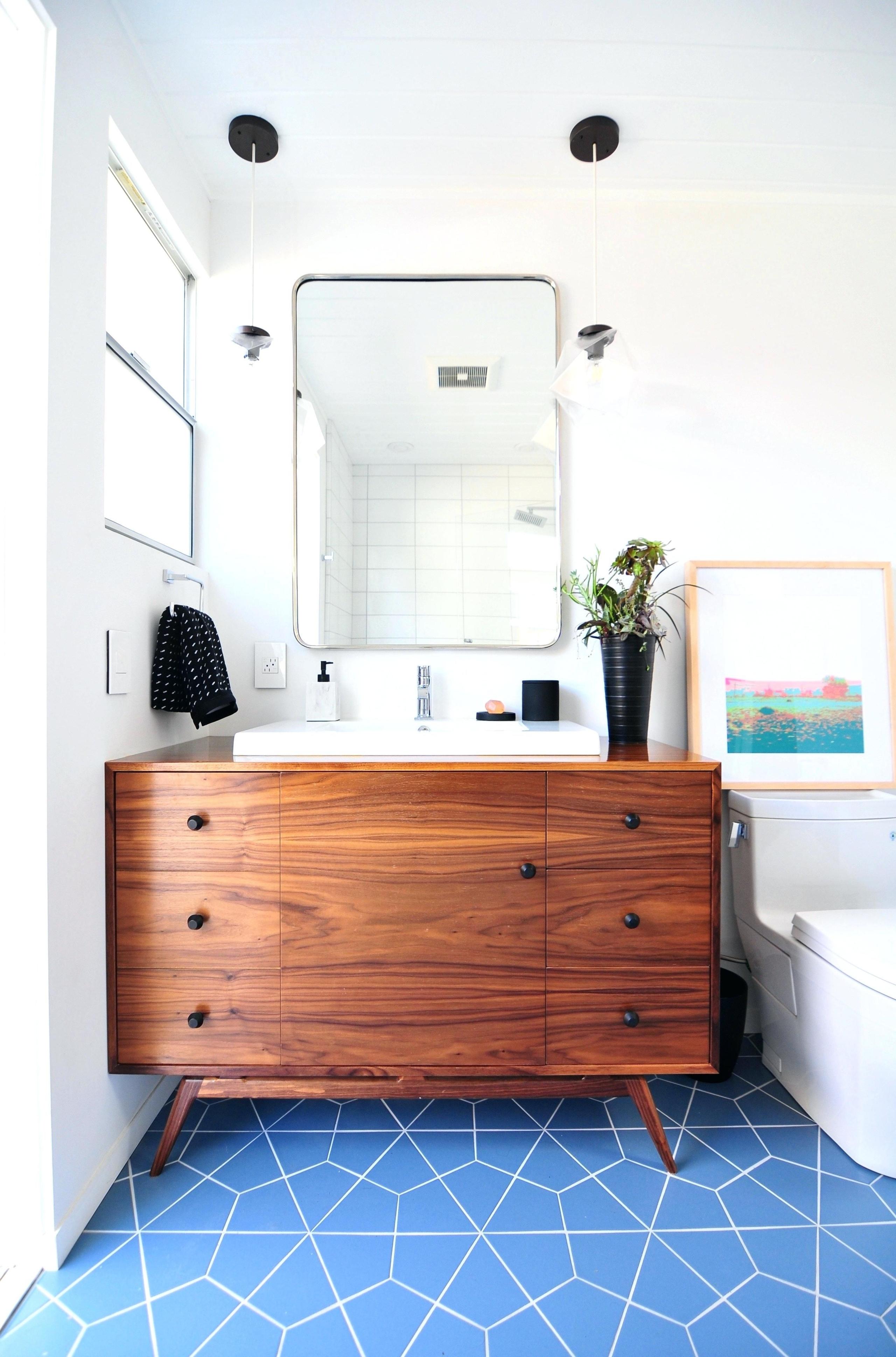 Mid Century Modern Bathroom Vanity You Ll Love In 2021 Visualhunt