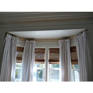 50 Curtains For Bay Windows You Ll Love In 2020 Visual Hunt