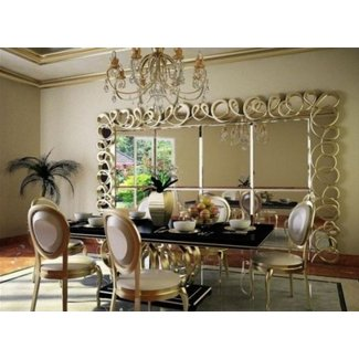 Large Decorative Mirrors For Dining Room  from visualhunt.com