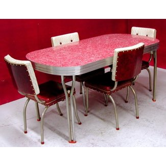Home Architec Ideas 1950s Formica Kitchen Table And Chairs