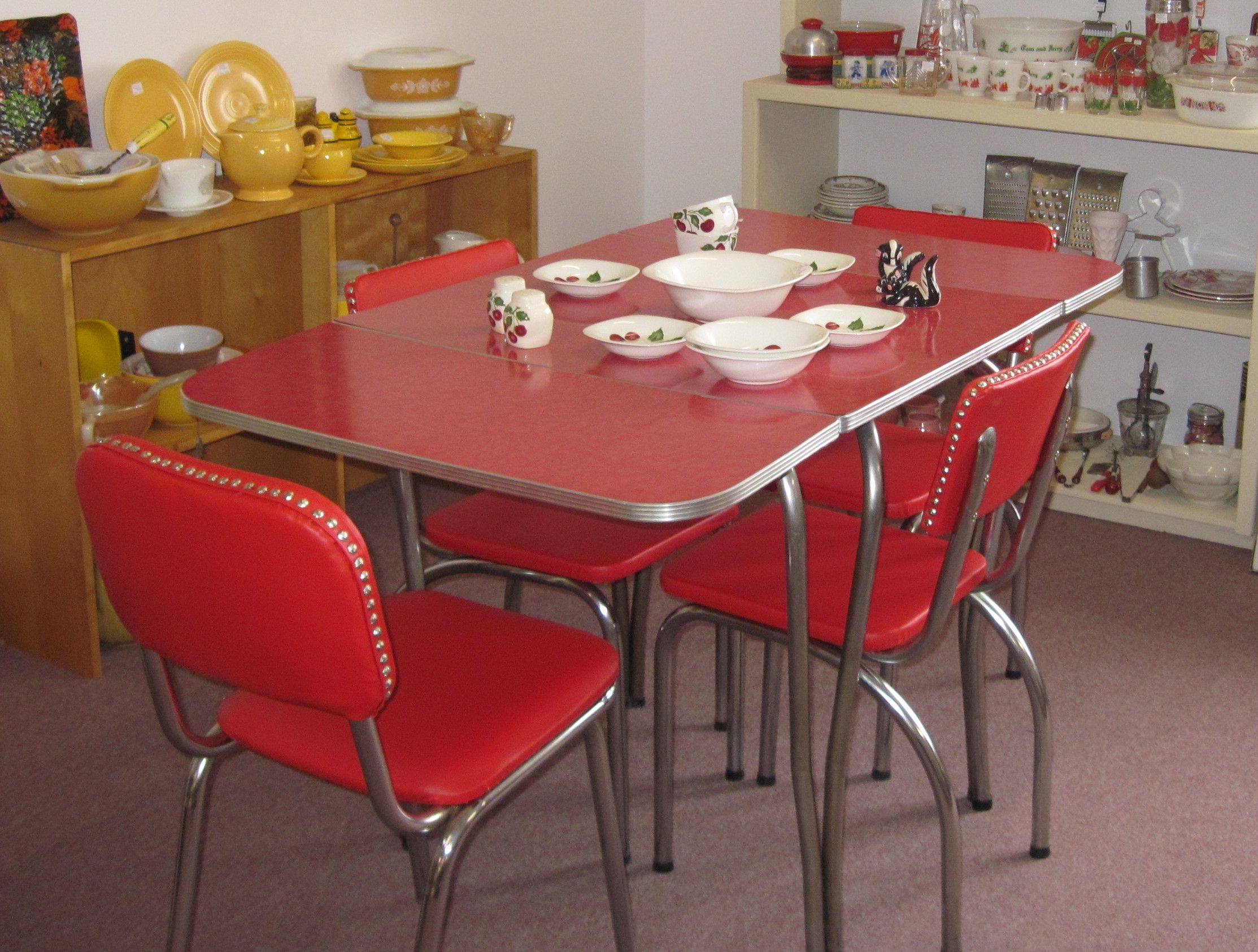 Office Cabin Interior Design, 50 Retro Kitchen Table And Chairs You Ll Love In 2020 Visual Hunt