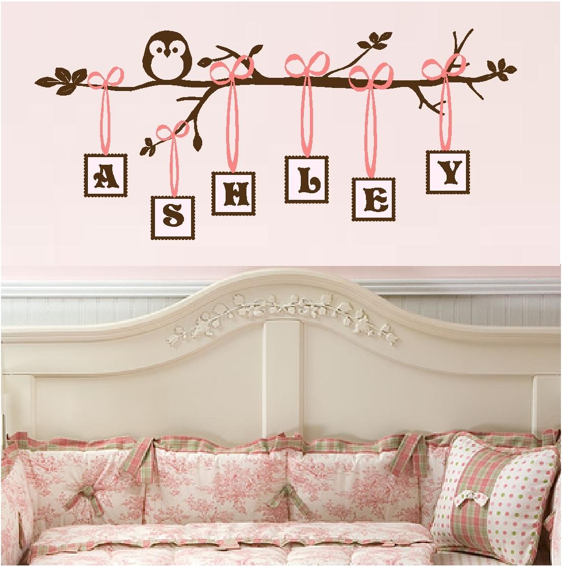 Girls Nursery Wall Decor You Ll Love In 2021 Visualhunt