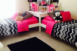 Twin Beds for Teenage Girl