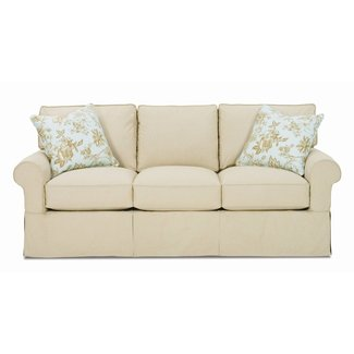 3 Cushion Sofa Slipcover - Visual Hunt