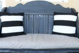 36 Inch Bench Cushion