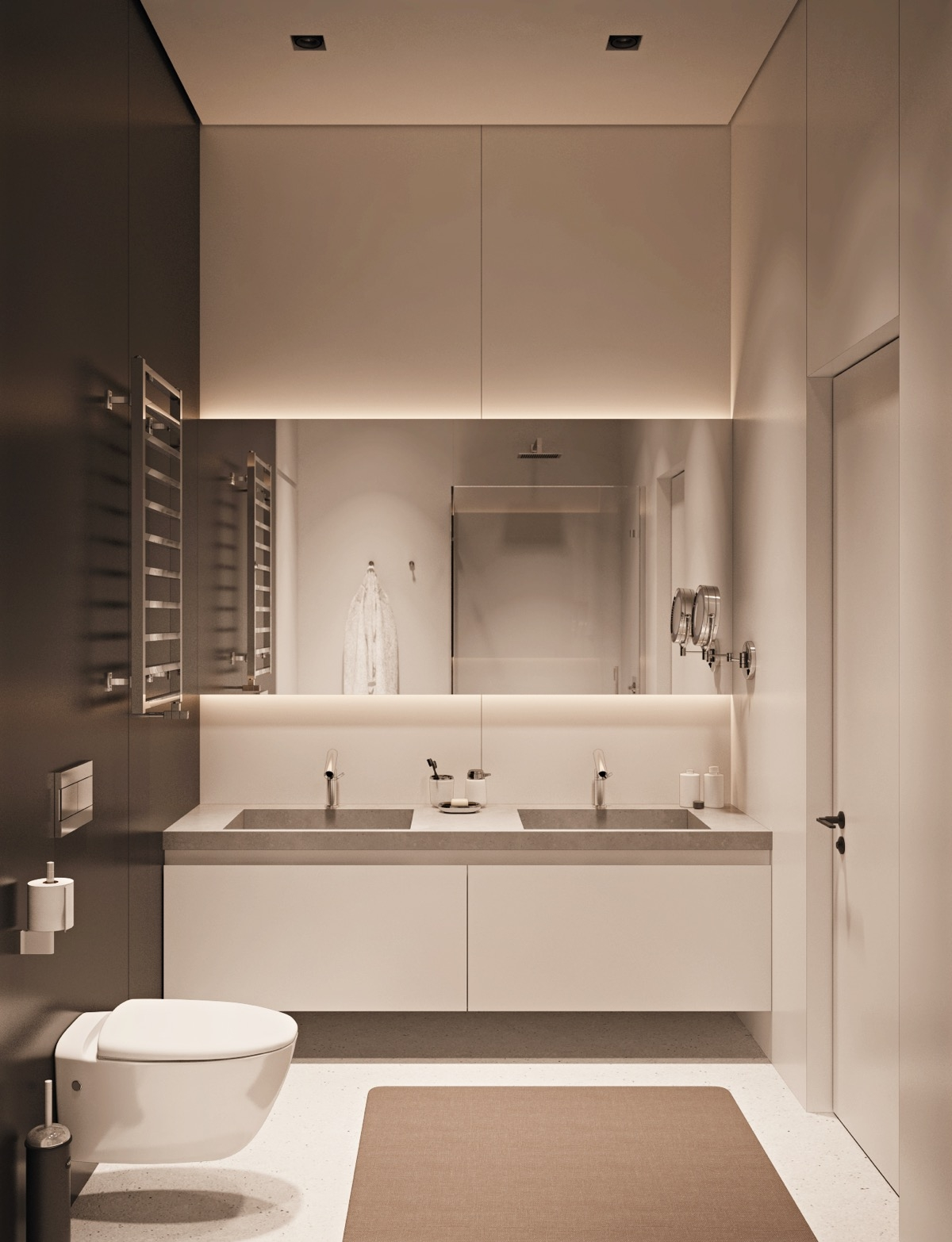 Small Double Bathroom Sink You Ll Love In 2020 Visualhunt