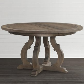 50 54 Inch Round Dining Tables You Ll Love In 2020 Visual Hunt