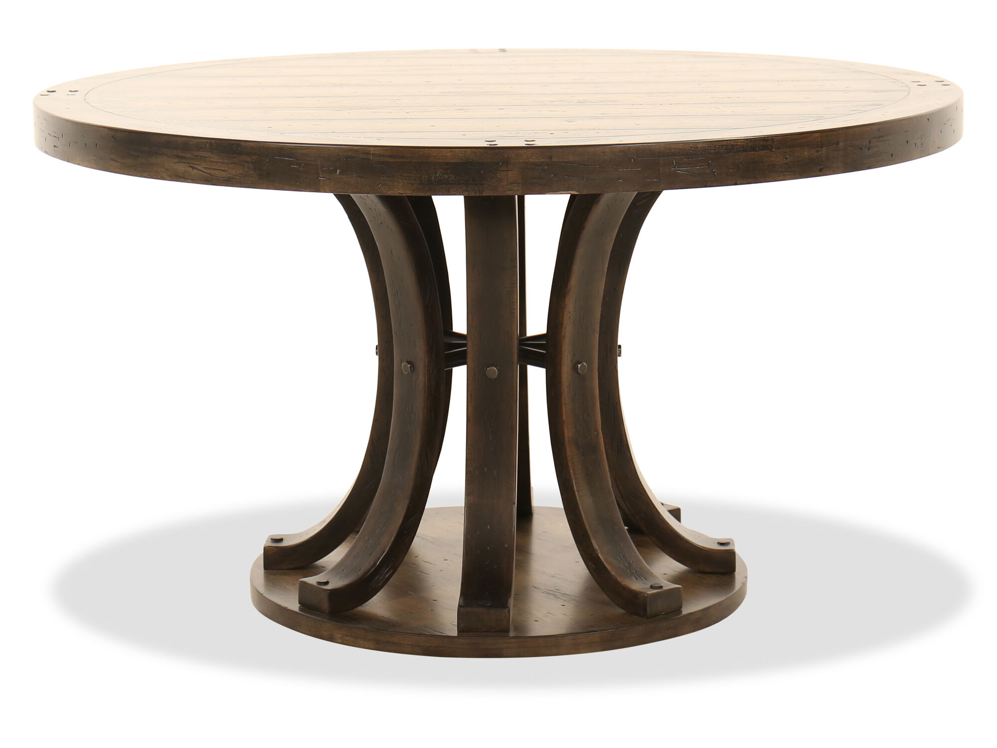 Navy And Gold Dining Room, 50 54 Inch Round Dining Tables You Ll Love In 2020 Visual Hunt