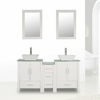 50 Small Double Bathroom Sink You Ll Love In 2020 Visual Hunt