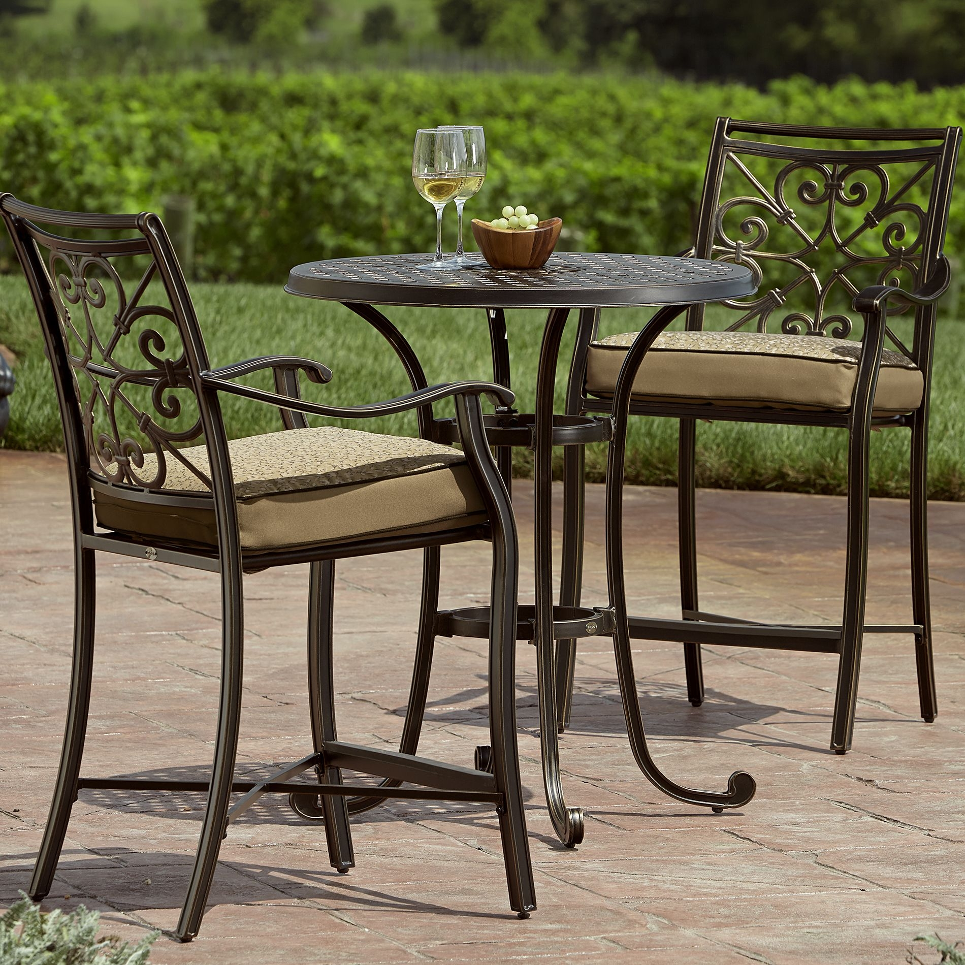 Picture of: 50 Bar Height Bistro Set You Ll Love In 2020 Visual Hunt