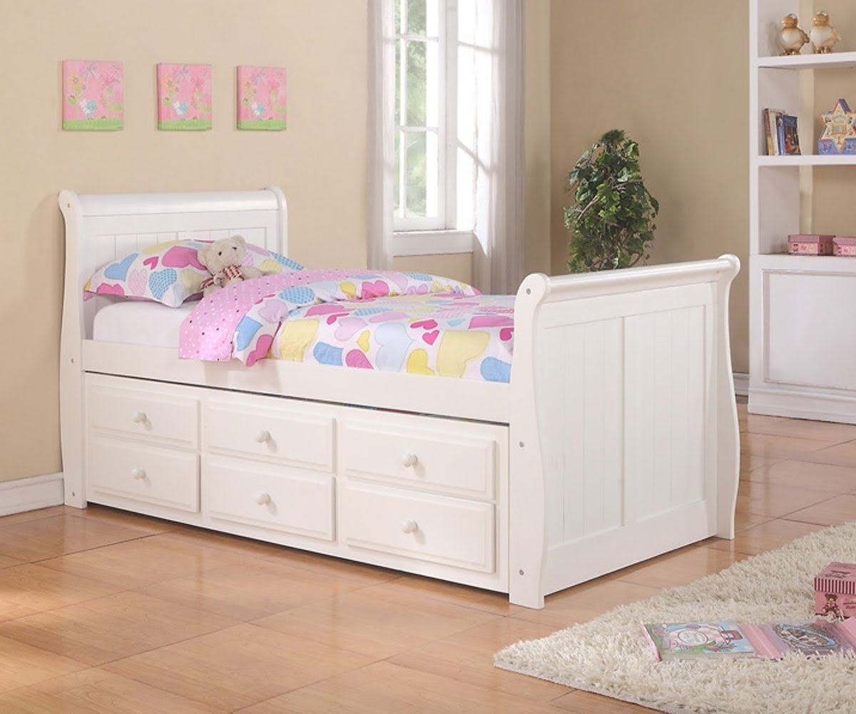Picture of: Bed With Drawers Underneath You Ll Love In 2020 Visualhunt