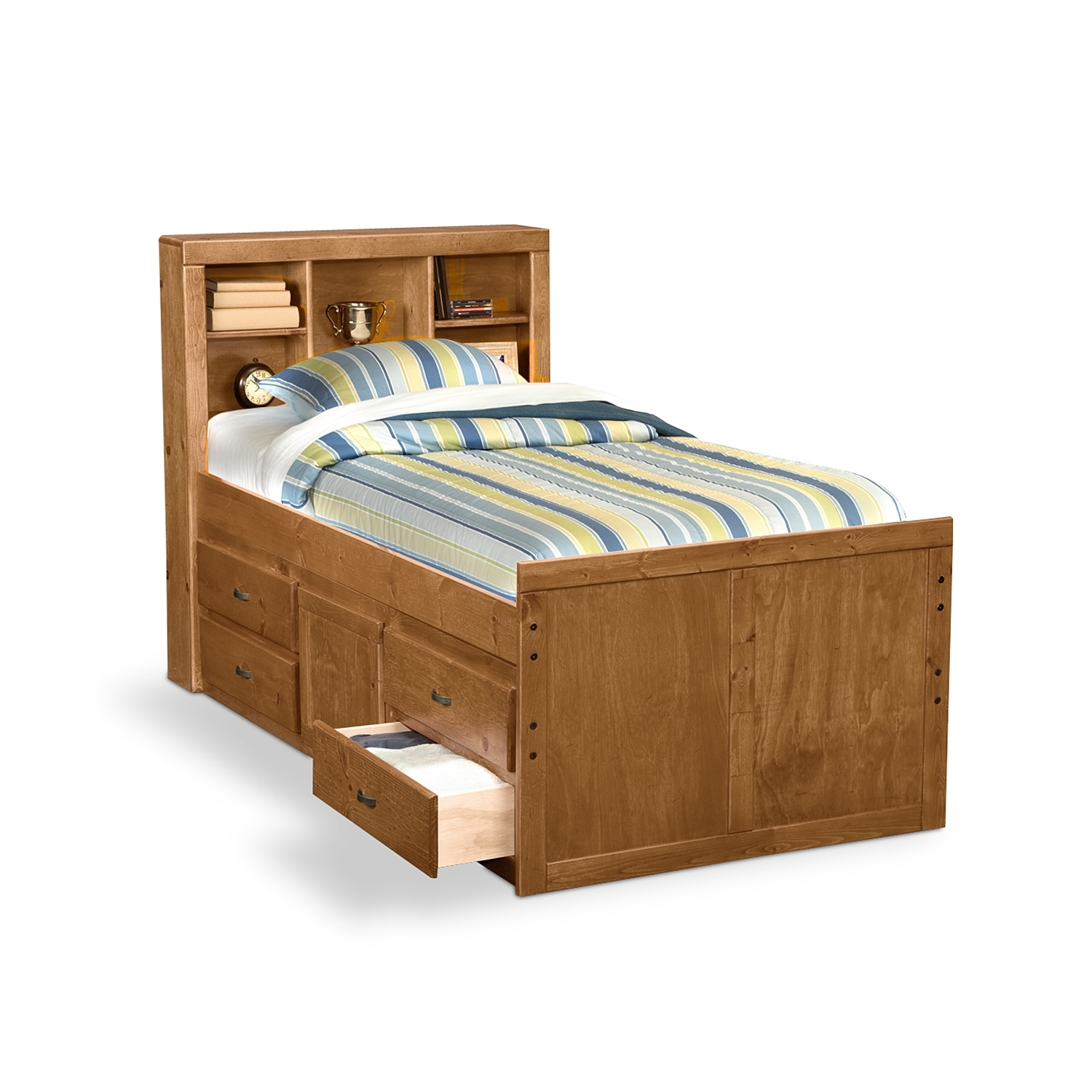 Bed With Storage Underneath You Ll Love In 2021 Visualhunt