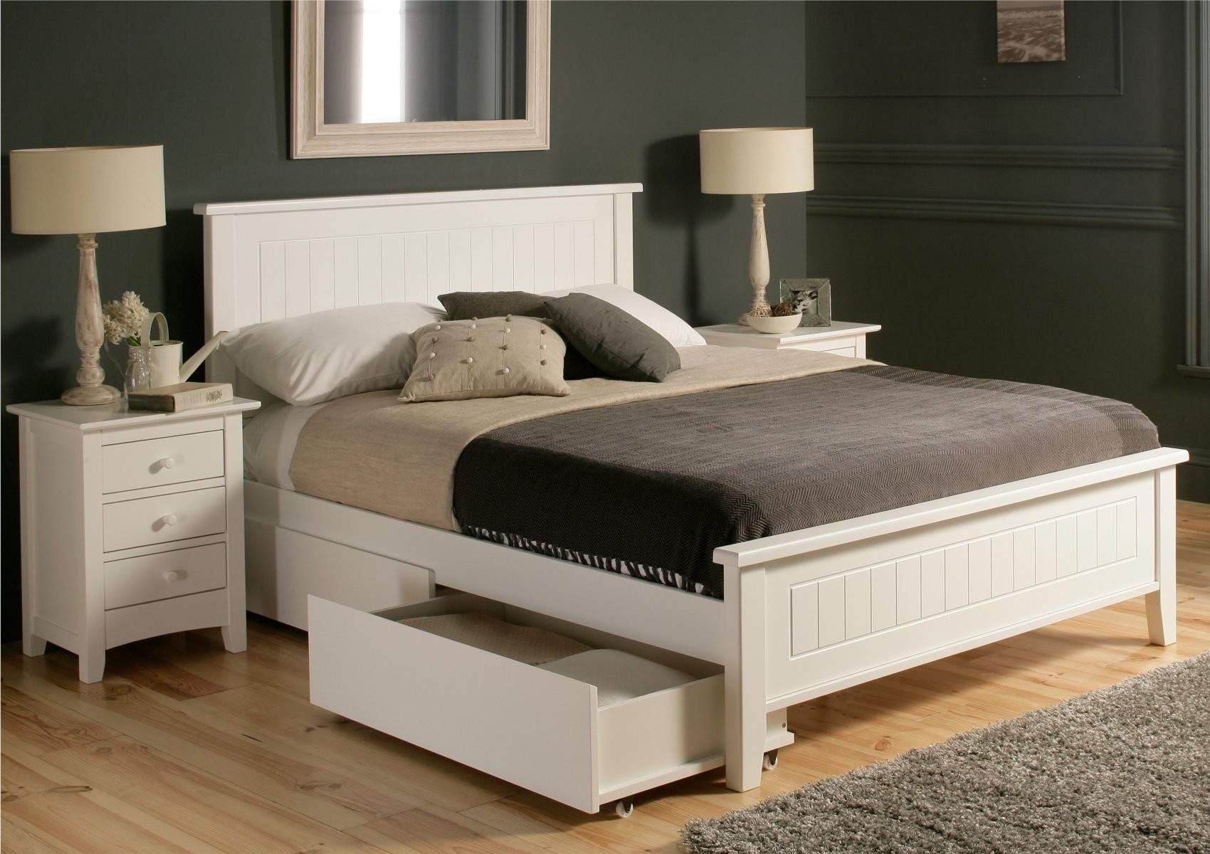 Image of: 50 Bed With Storage Underneath You Ll Love In 2020 Visual Hunt
