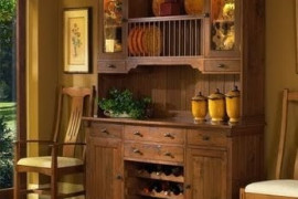 Kitchen Buffet And Hutches