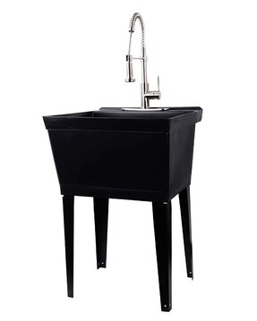 Laundry Room Sink Cabinet You Ll Love In 2021 Visualhunt