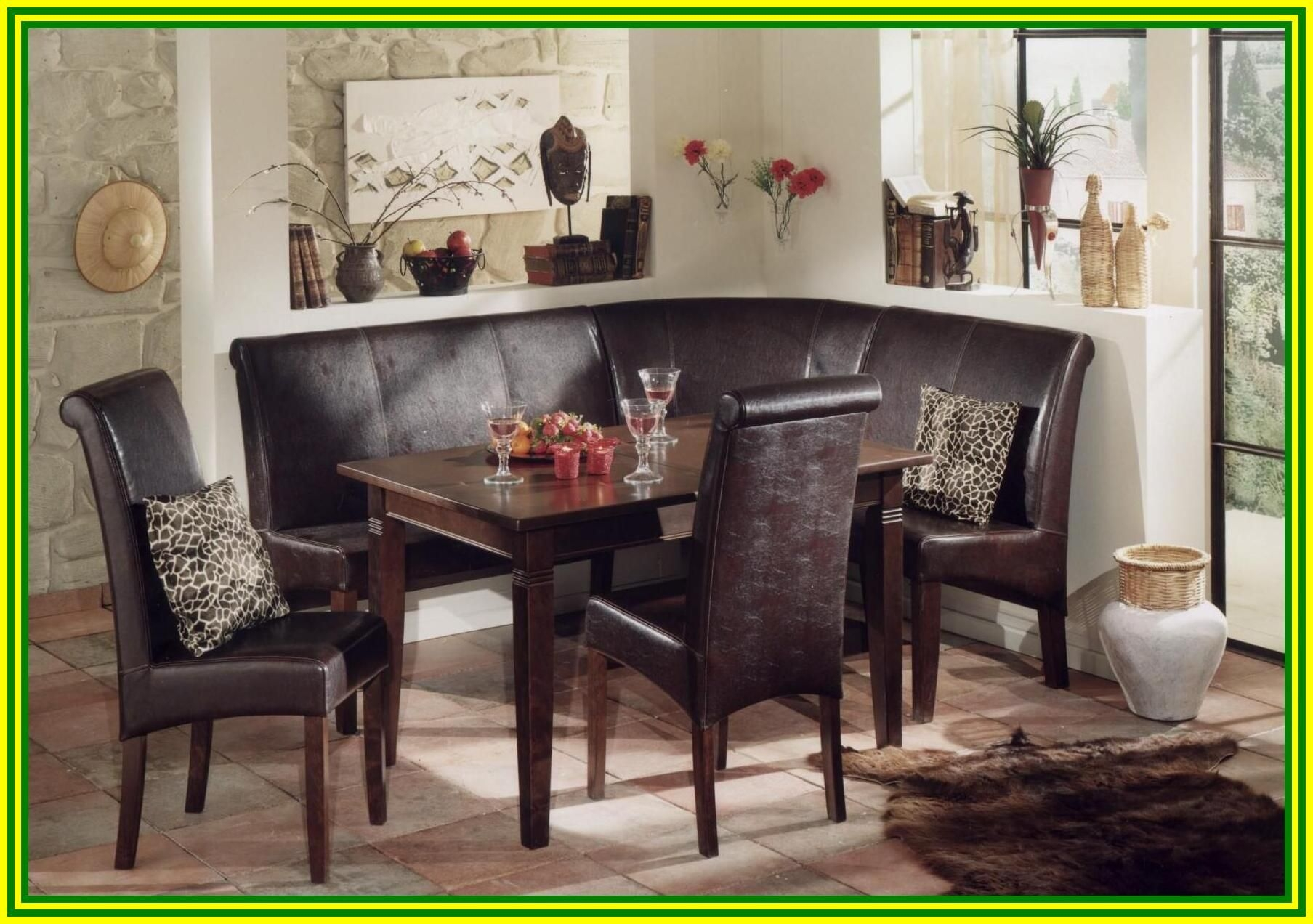 Picture of: Corner Booth Dining Sets You Ll Love In 2020 Visualhunt