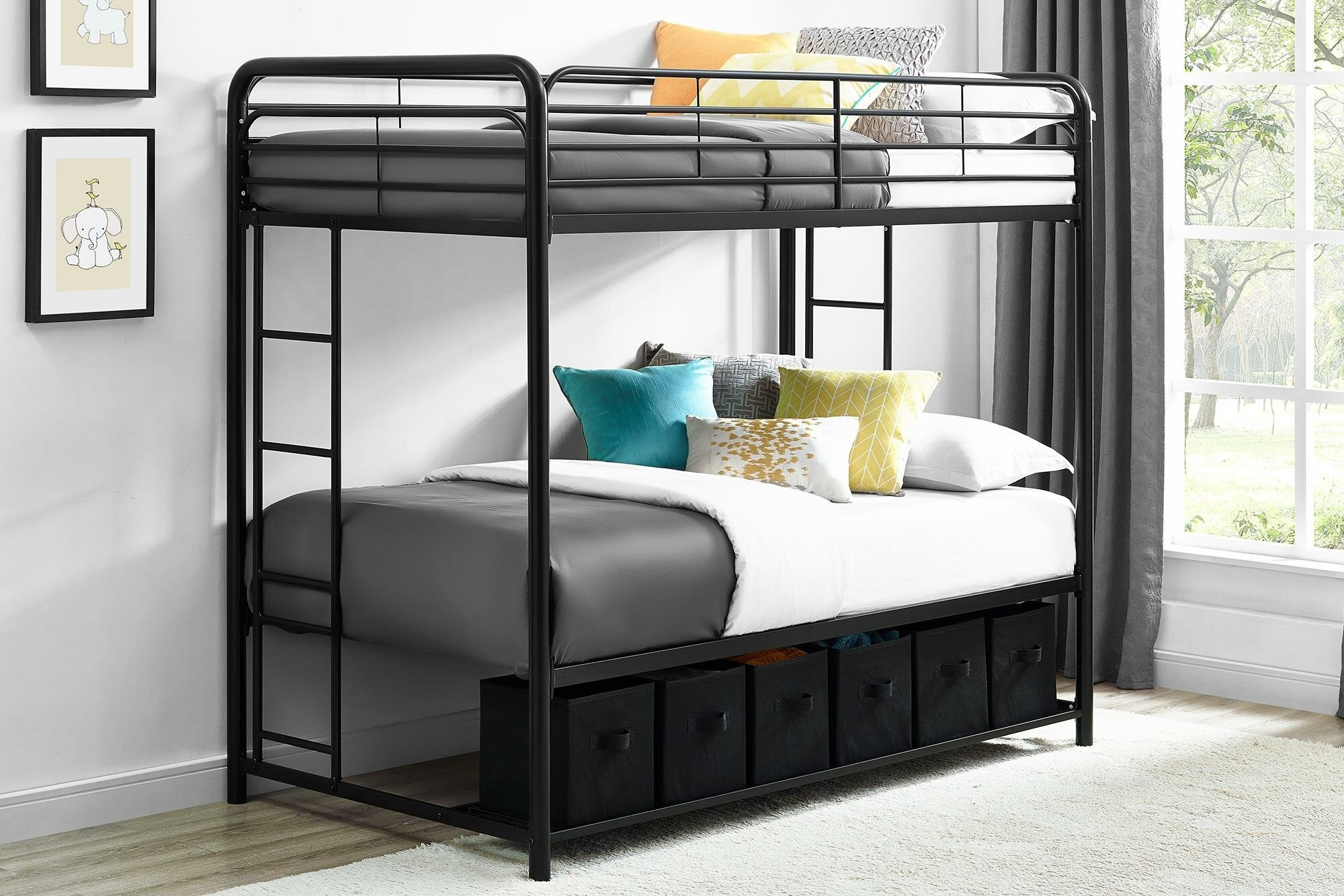 Heavy Duty Bunk Beds You Ll Love In 2020 Visualhunt