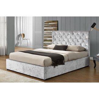 Wondrous 50 King Size Ottoman Bed Youll Love In 2020 Visual Hunt Short Links Chair Design For Home Short Linksinfo