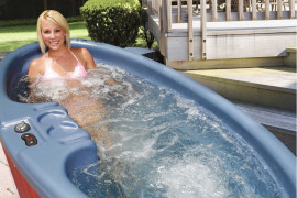 Single Person Hot Tub