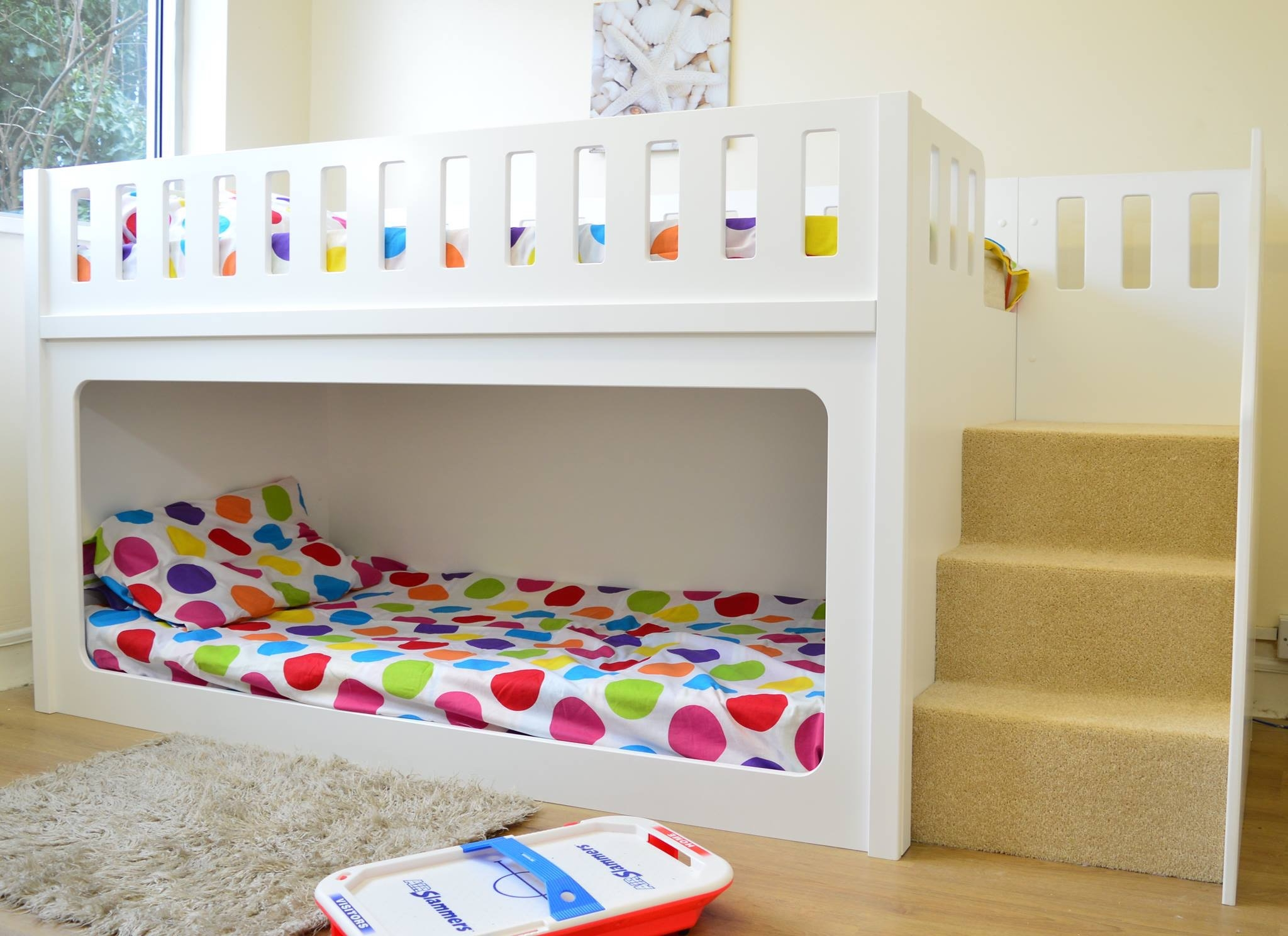 Low Bunk Bed With Stairs You Ll Love In 2021 Visualhunt