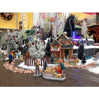 Christmas Village Sets.50 Complete Christmas Village Sets You Ll Love In 2020