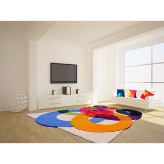 50+ Colorful Rugs for Living Room You\'ll Love in 2020 ...