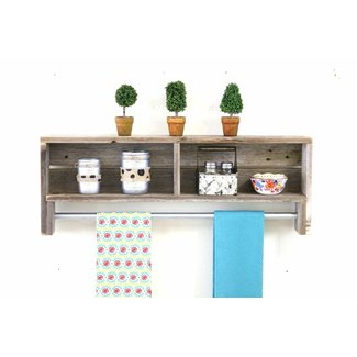 50 Towel Rack With Shelf You Ll Love In 2020 Visual Hunt