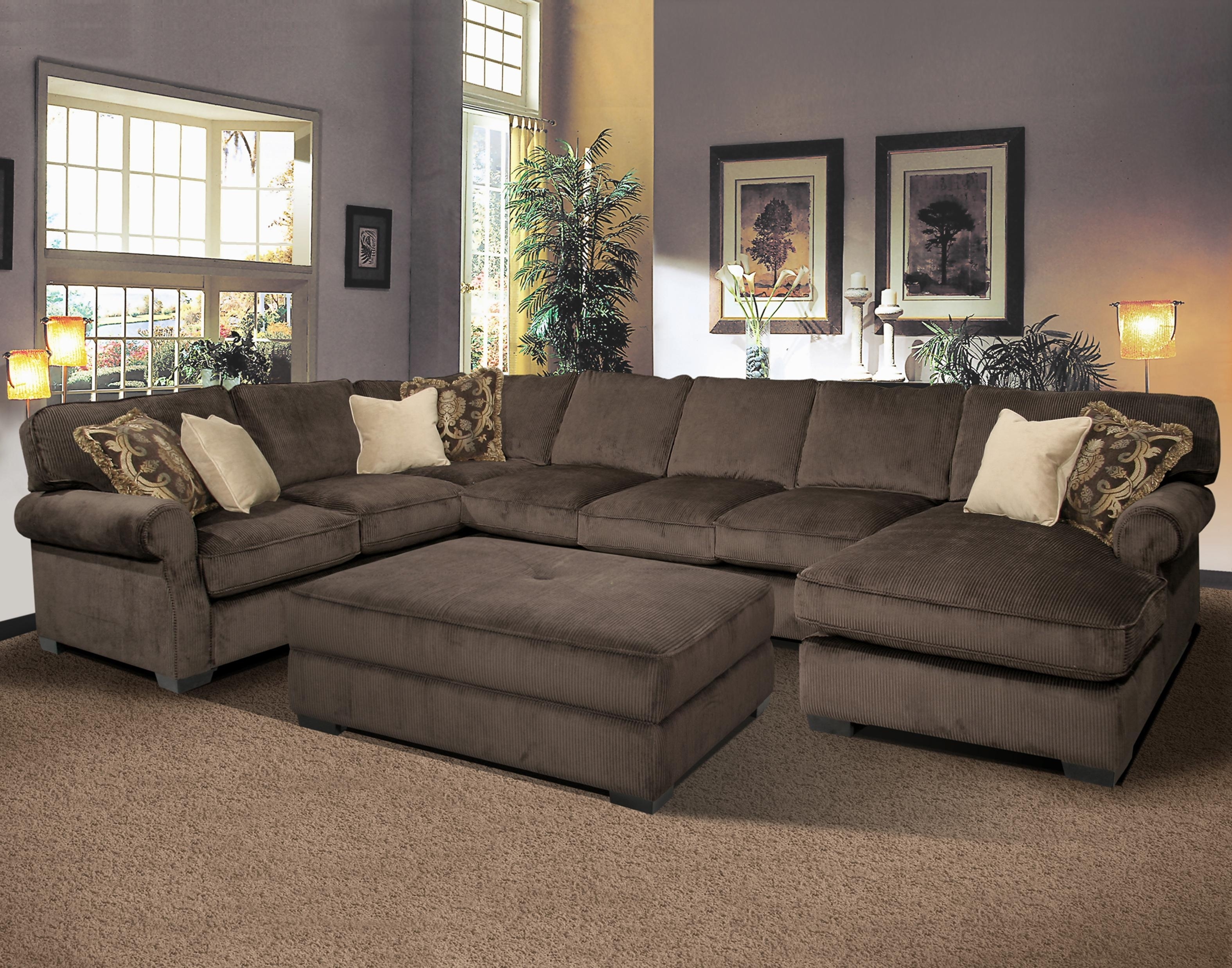 Most Comfortable Sectional Sofa You Ll Love In 2020 Visualhunt