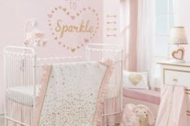 Girls Nursery Wall Decor