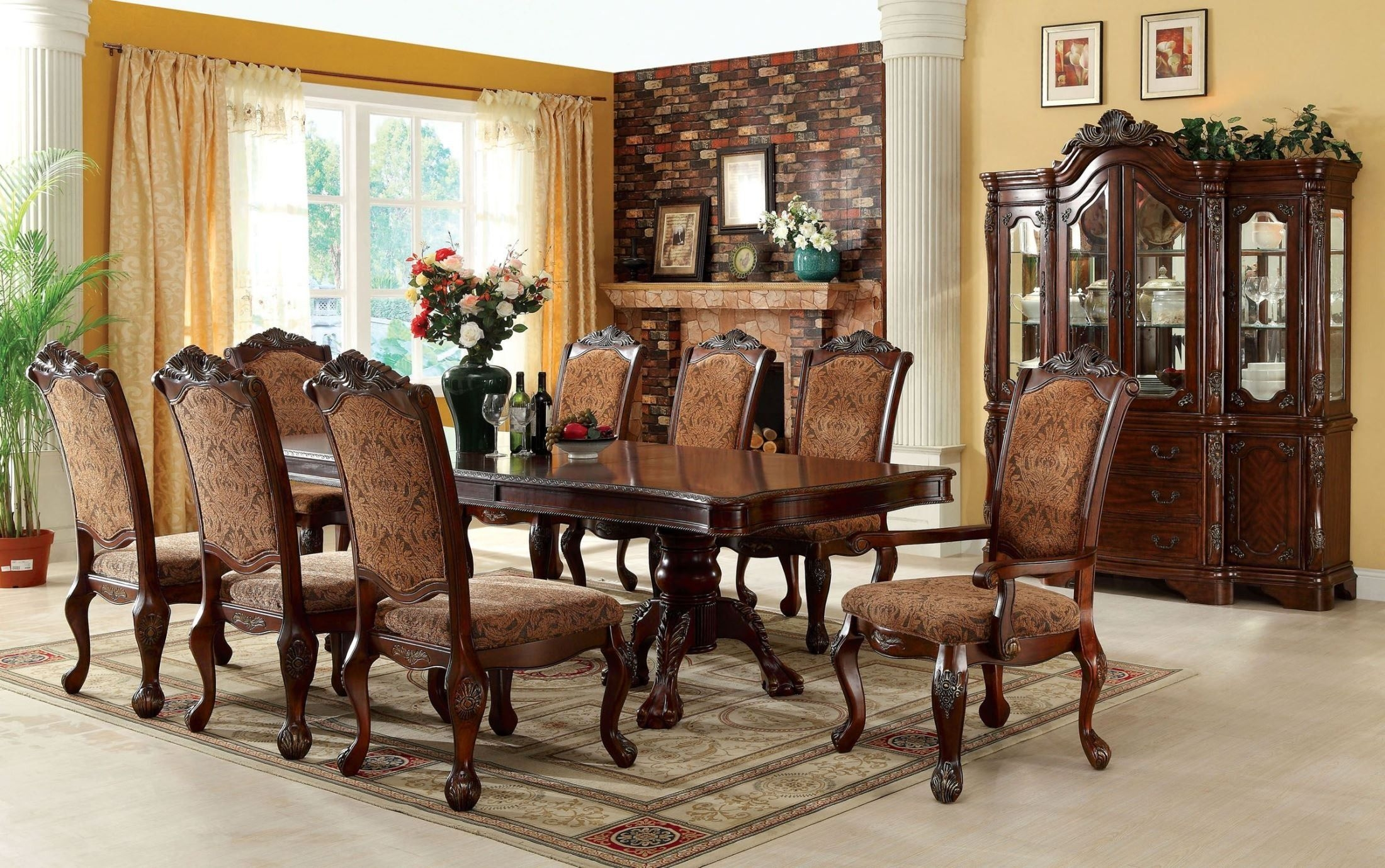 Formal Dining Room Sets You Ll Love In 2021 Visualhunt