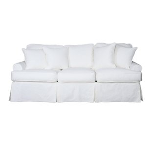 Remarkable 50 3 Cushion Sofa Slipcover Youll Love In 2020 Visual Hunt Machost Co Dining Chair Design Ideas Machostcouk