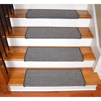 50 Bullnose Carpet Stair Treads You Ll Love In 2020