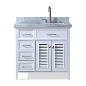 Right Offset Bathroom Vanity You Ll Love In 2021 Visualhunt