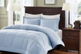 Light Blue Comforter Set