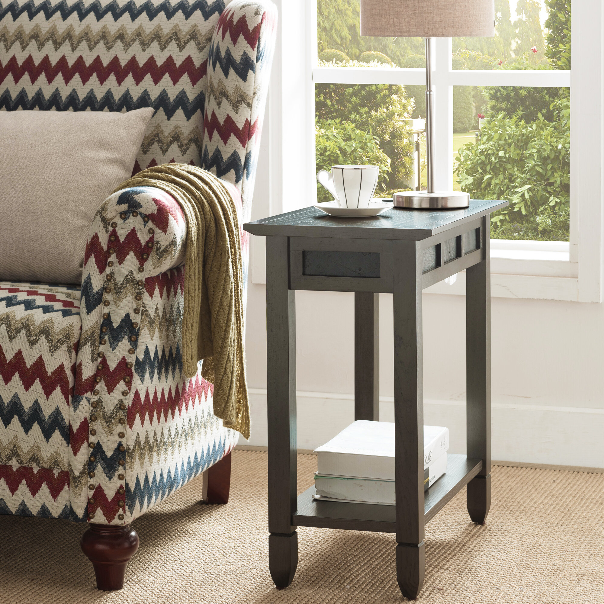 End Table With Charging Station You Ll Love In 2021 Visualhunt