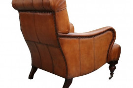 High Back Tufted Chairs