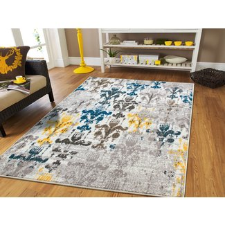 50 Gray And Brown Area Rug You Ll Love In 2020 Visual Hunt