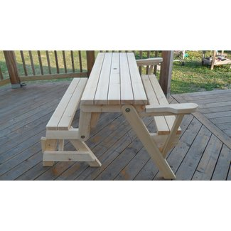 50 Folding Picnic Table Bench You Ll Love In 2020 Visual Hunt