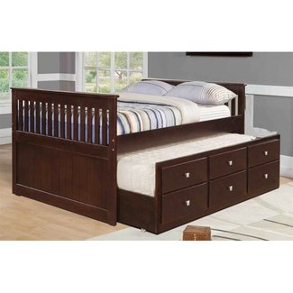 50 Full Bed With Trundle You Ll Love In 2020 Visual Hunt