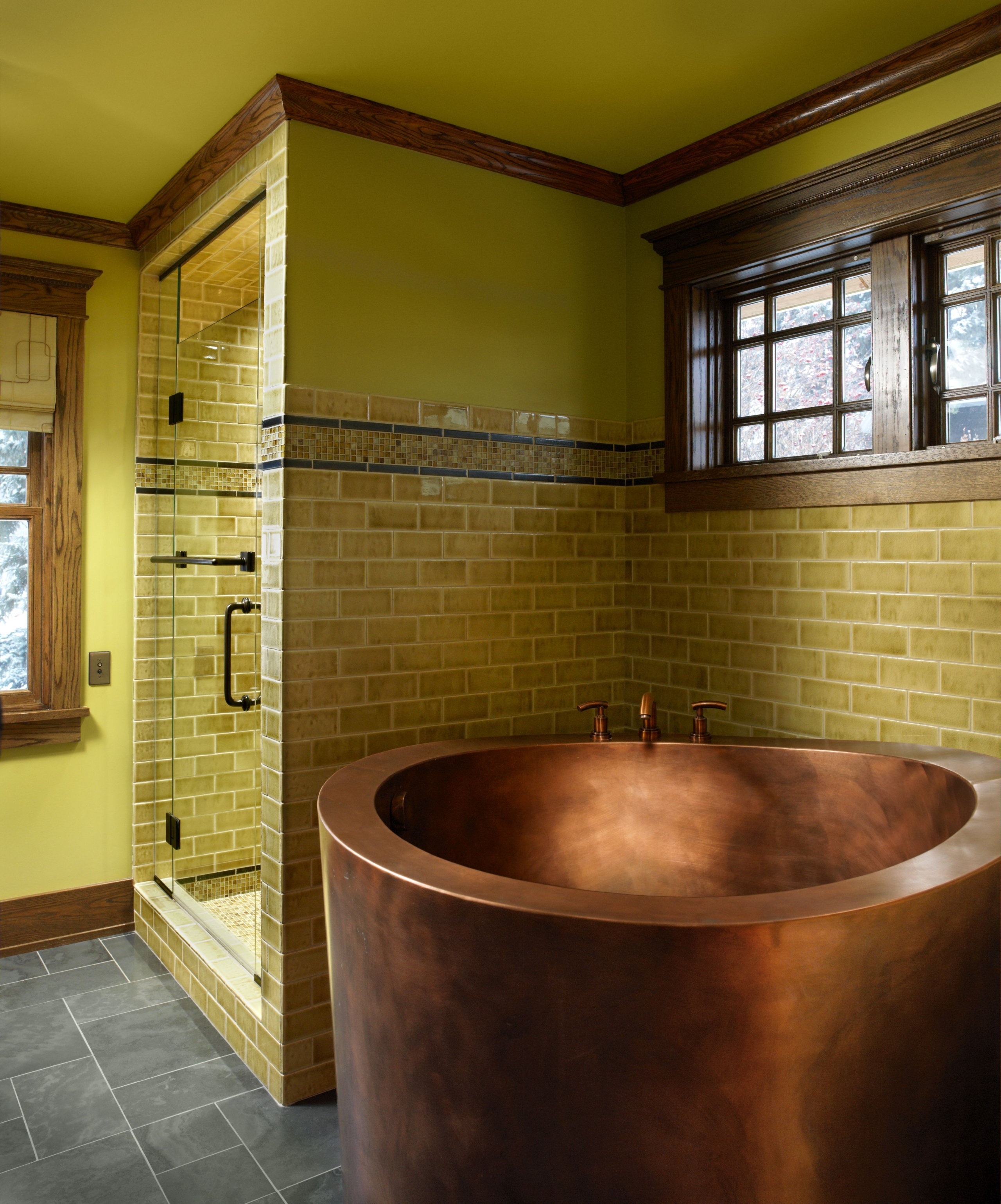 Japanese Style Soaking Tub You Ll Love In 2020 Visualhunt