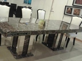Stupendous 50 Granite Top Dining Table Youll Love In 2020 Visual Hunt Gmtry Best Dining Table And Chair Ideas Images Gmtryco