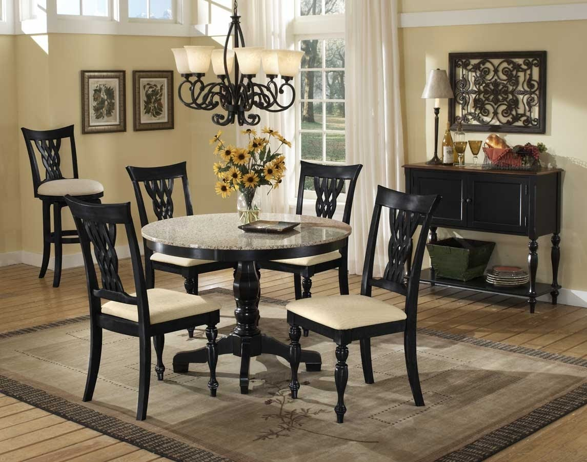 Granite Top Dining Table You'll Love in 9   VisualHunt
