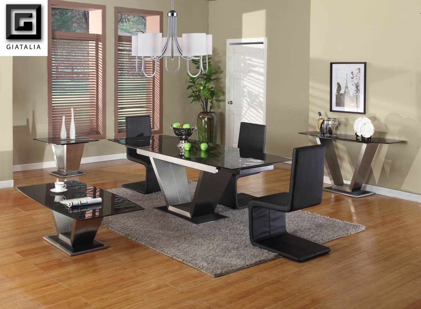 Granite Top Dining Table You Ll Love In 2021 Visualhunt