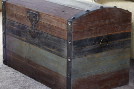 Storage Trunk with Lock