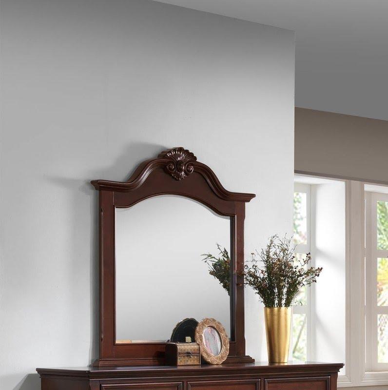 Large Wood Framed Mirror You Ll Love In, Wood Mirror Frames Design
