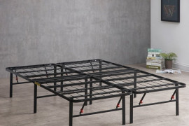 Heavy Duty Queen Bed Frame