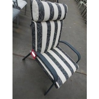 50 Highback Outdoor Chair Cushion You