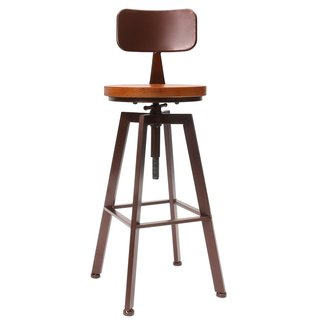 Wondrous 50 Vintage Industrial Bar Stool Youll Love In 2020 Forskolin Free Trial Chair Design Images Forskolin Free Trialorg