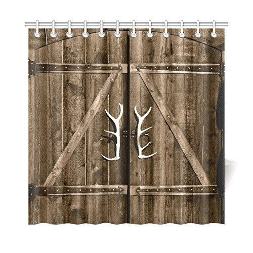 Barn Door Shower Curtain You Ll Love In 2021 Visualhunt