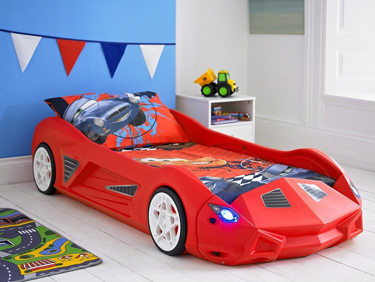 Picture of: Kid Race Car Bed You Ll Love In 2020 Visualhunt